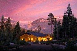 Wuksachi Lodge, parc national de Sequoia, CA