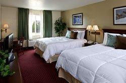 Yellowstone Park Hotel - Chambre 2 lits