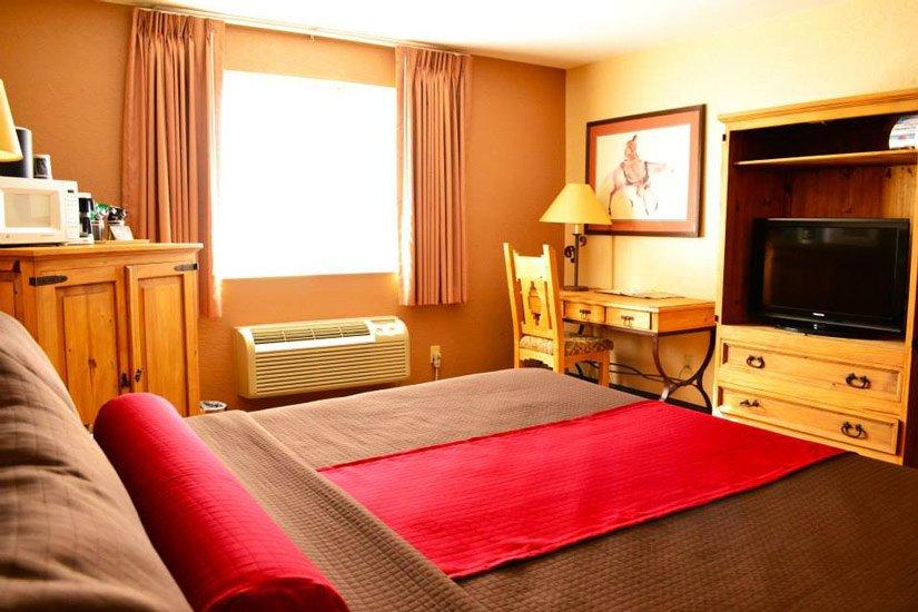 Aarchway Inn - Chambre