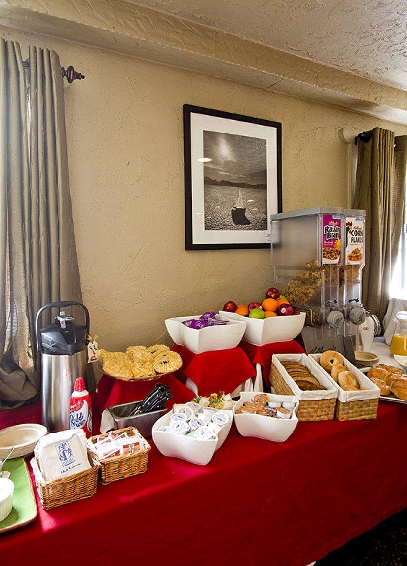 Alpenhof Lodge - Petit déjeuner
