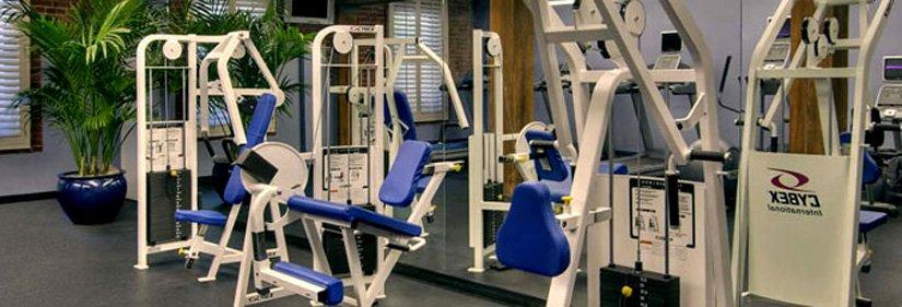 Argonaut Hotel - Gym