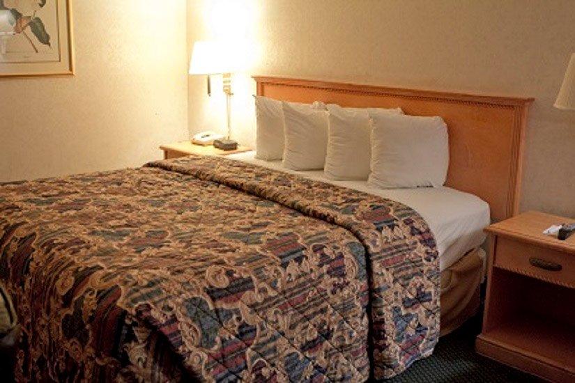 Ashlan Inn Fresno - Chambre lit king