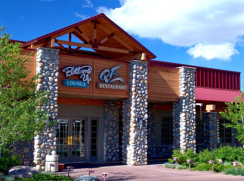 Buffalo Bill Cabin Village - QT's Restaurant