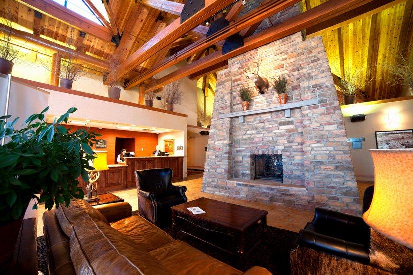 Best Western Bryce Canyon - Lobby