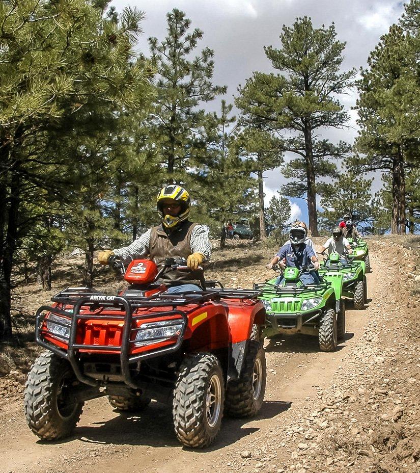 Best Western Bryce Canyon - Excursion en Quad