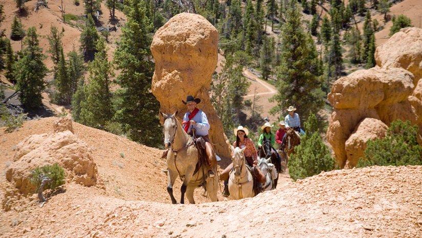 Best Western Bryce Canyon - Équitation
