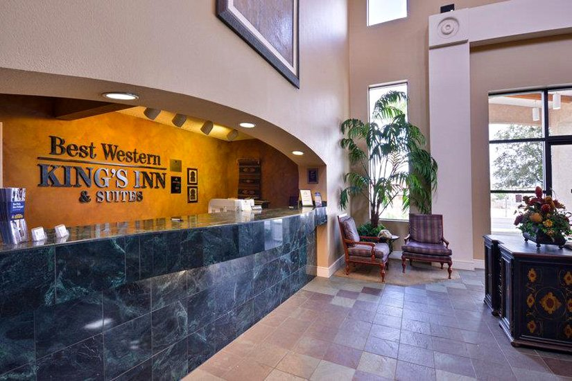 Best Western King's Inn - Réception