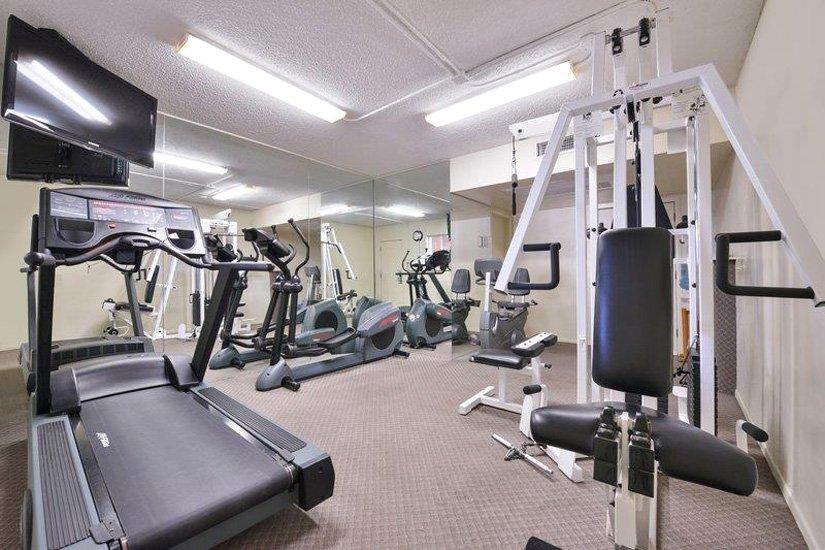 Best Western King's Inn - Gym