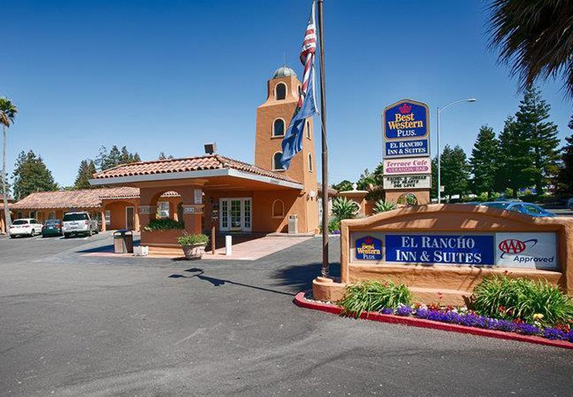 Best Western Plus El Rancho, Millbrae, Californie