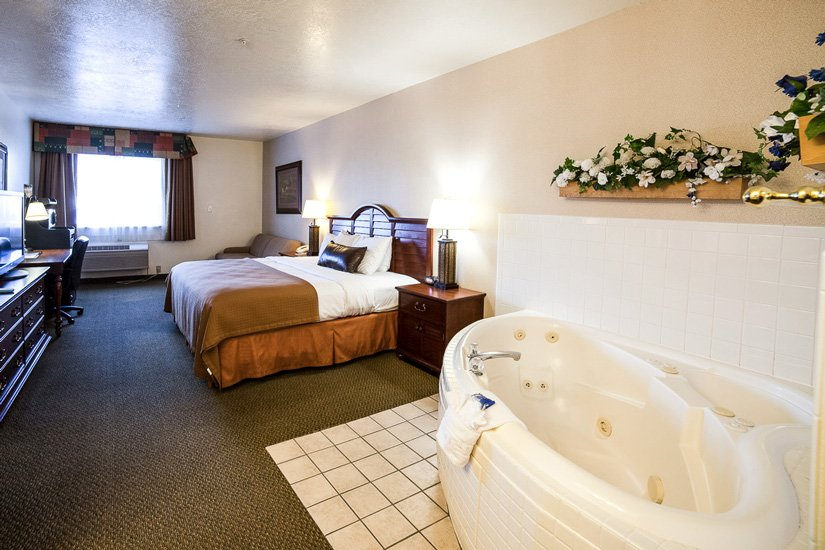 Best Western Ruby's Inn - Suite avec Spa