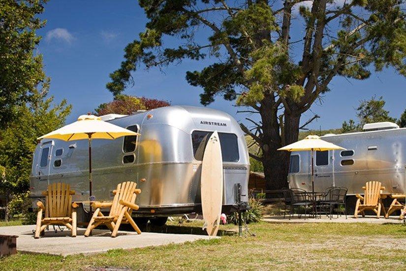 Camping Monterey Bay Koa