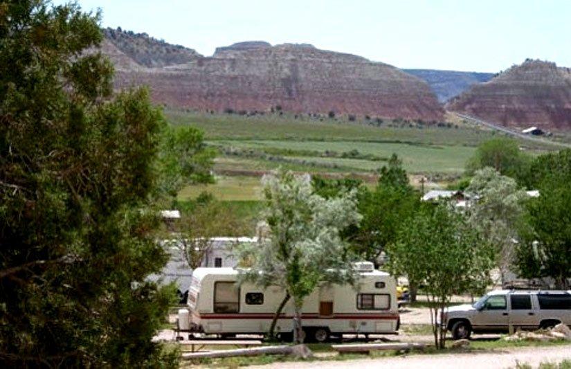 Camping Bryce Valley Koa - Camping-car