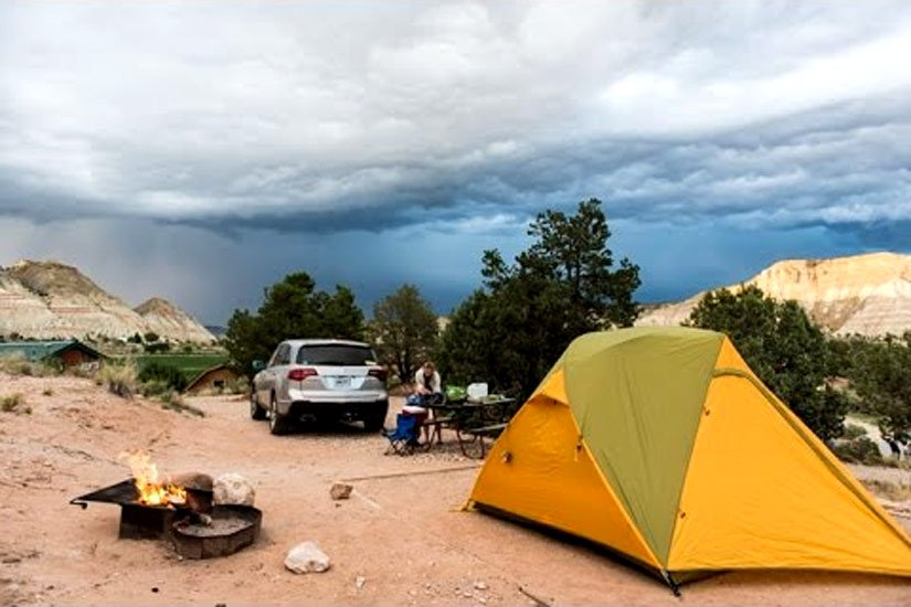 Camping Bryce Valley Koa - Tente