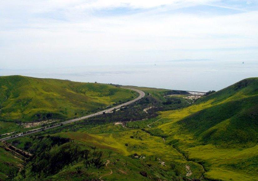 Gaviota, Californie