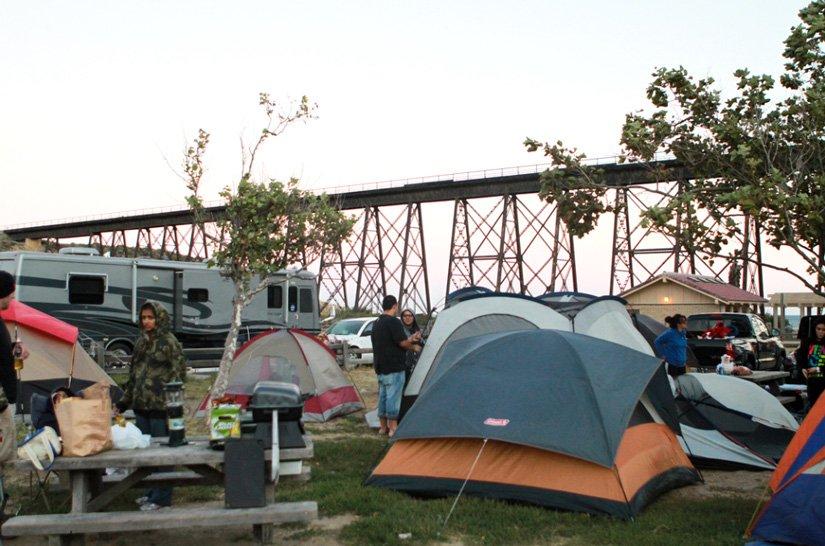 Camping Gaviota