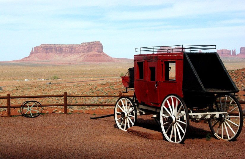 Goulding's Lodge - Caravane