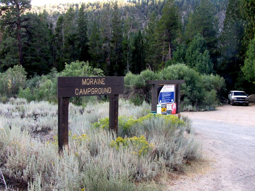 Camping Rocky Mountains