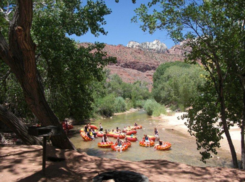 Camping Zion Canyon - Activité à proximité