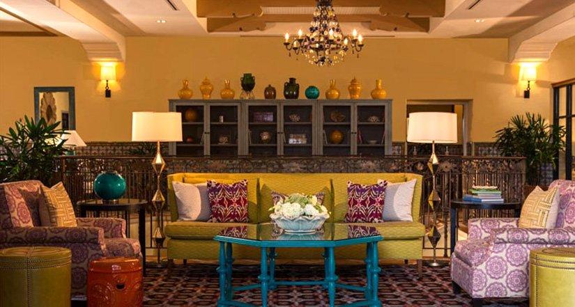 Canary Hotel - Lobby