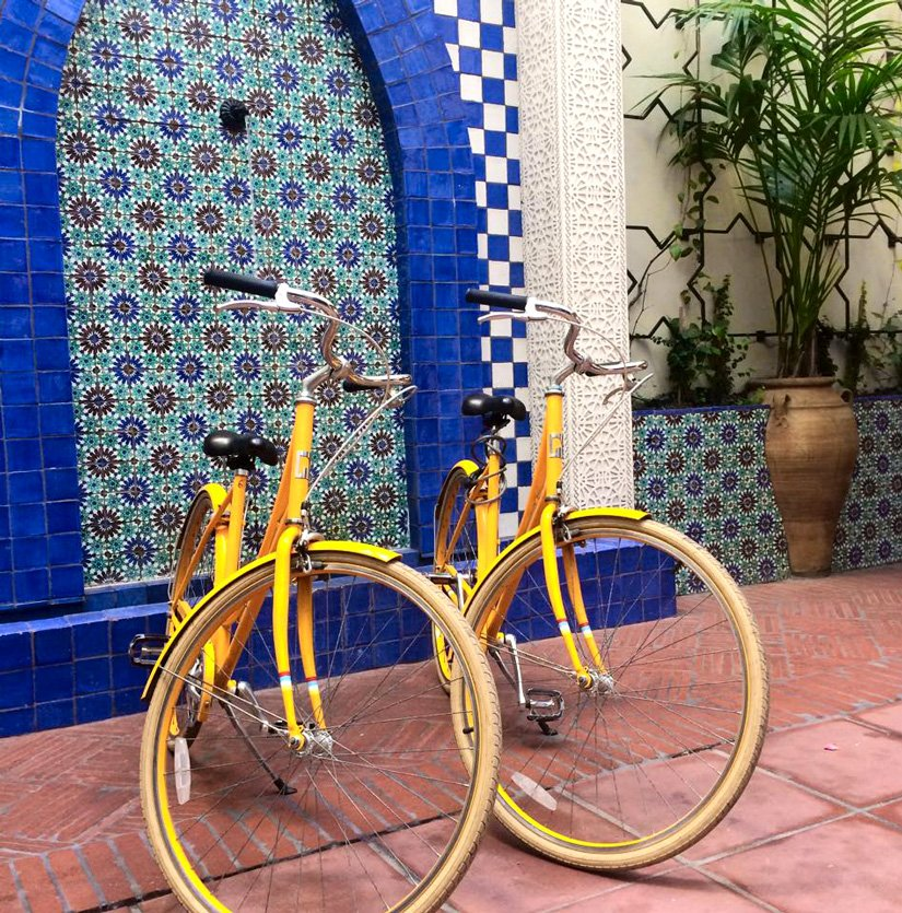 Canary Hotel - Promenade à vélo