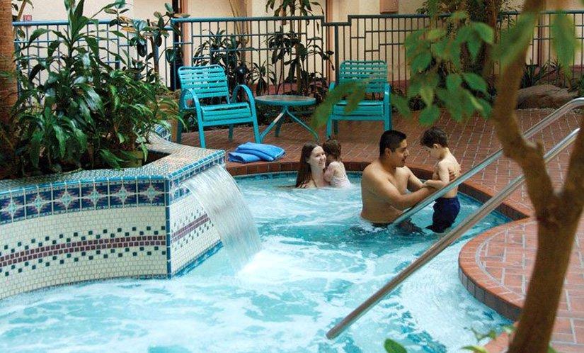 Canyon Plaza Resort - Spa