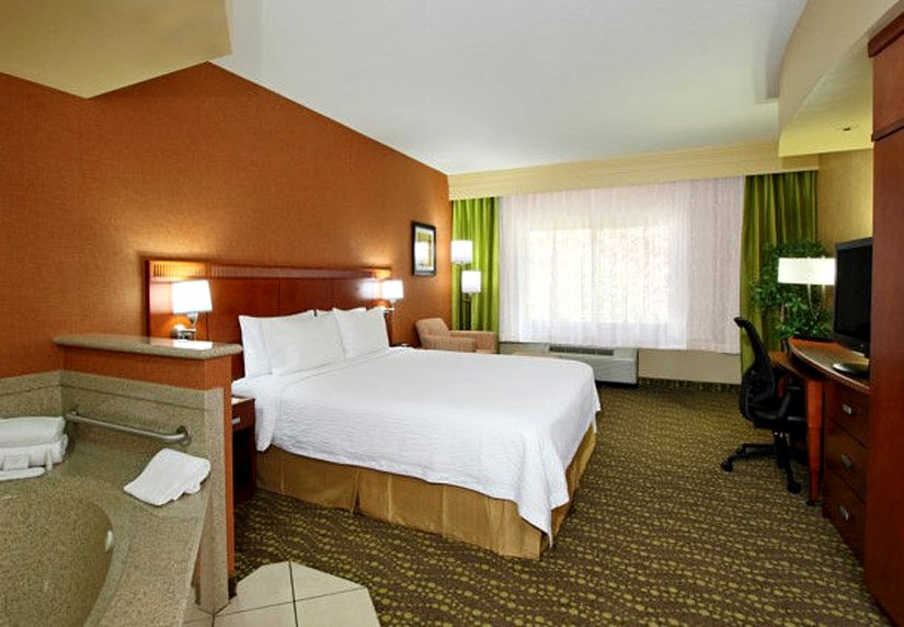 Courtyard by Marriott - Chambre
