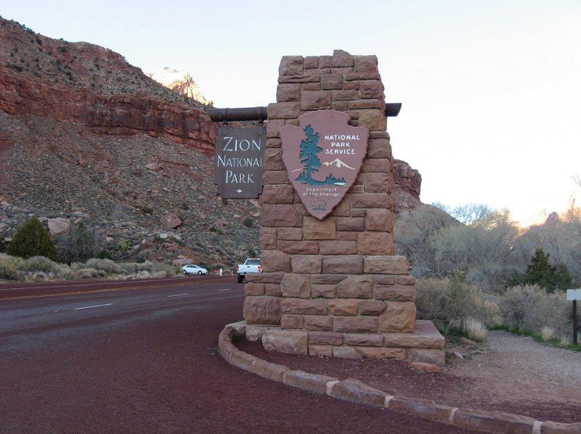 Zion National Park à proximité