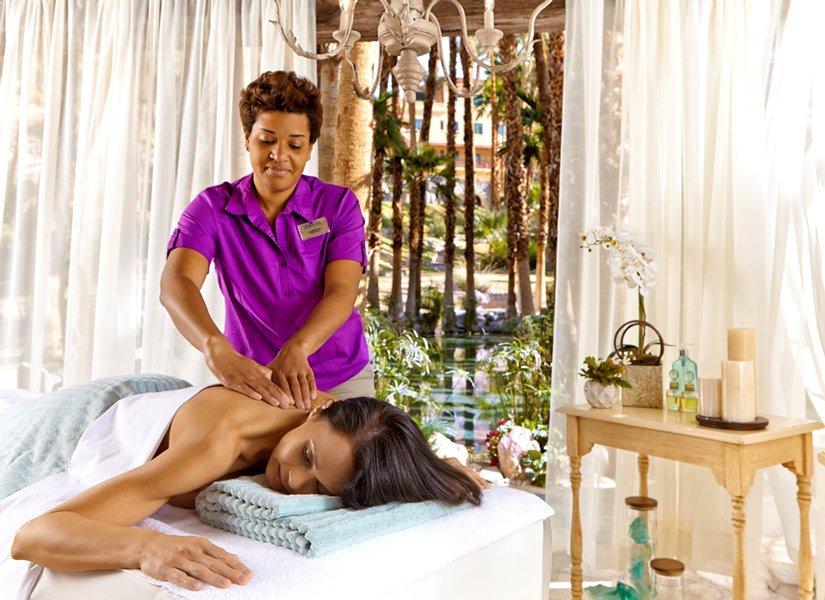 Massage au Furnace Creek Inn