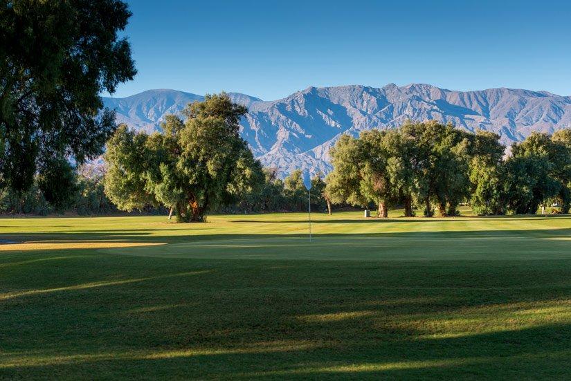 Furnace Creek Ranch - Golf