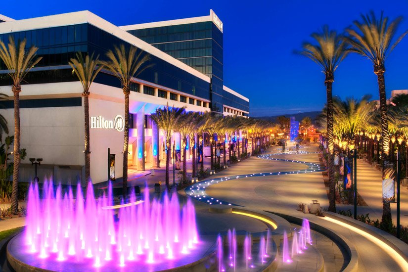 Hilton Anaheim - Californie
