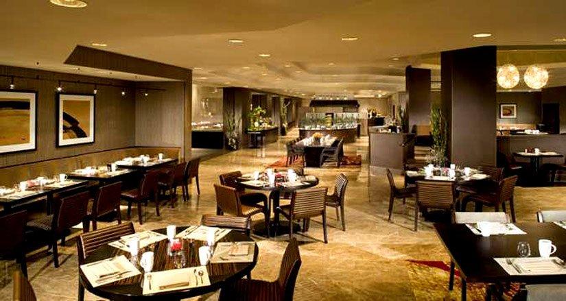 Hilton Anaheim - Restaurant