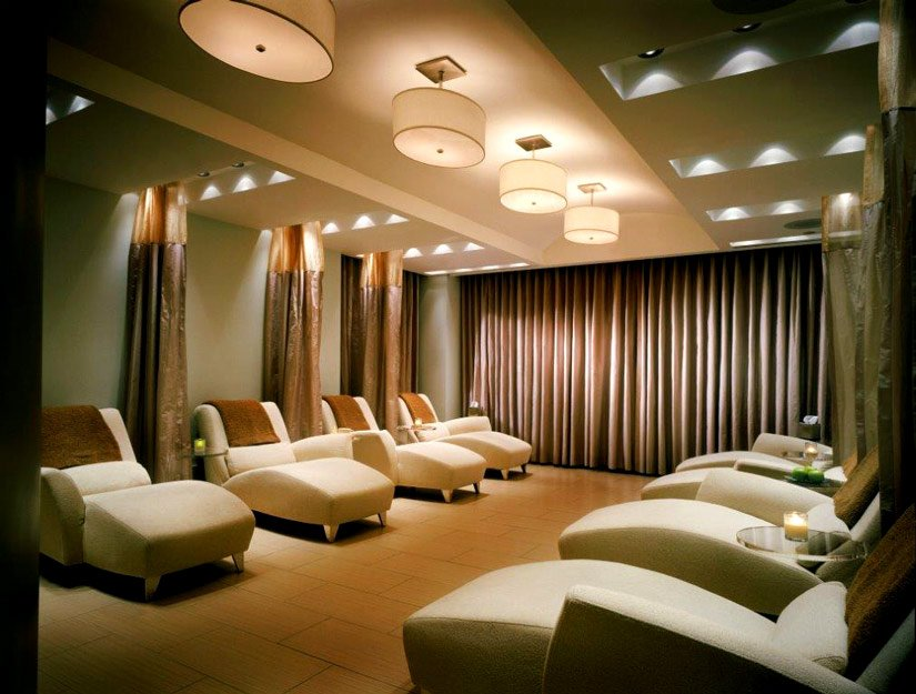 Hilton Grand Vacations Suites - SPA lounge