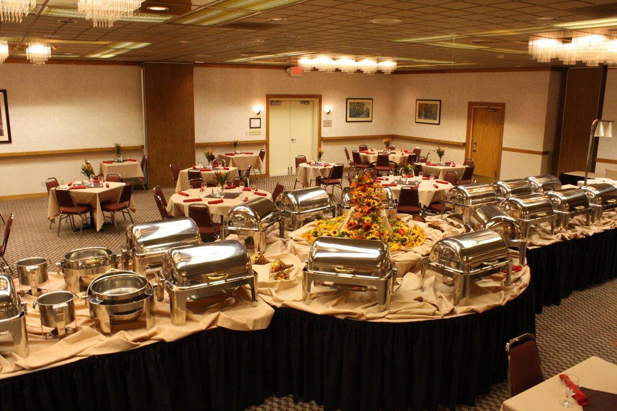 Holiday Inn Cody - Buffet - Réception