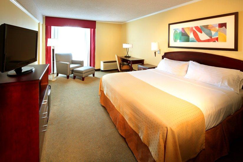 Holiday Inn Fisherman Wharf - Chambre
