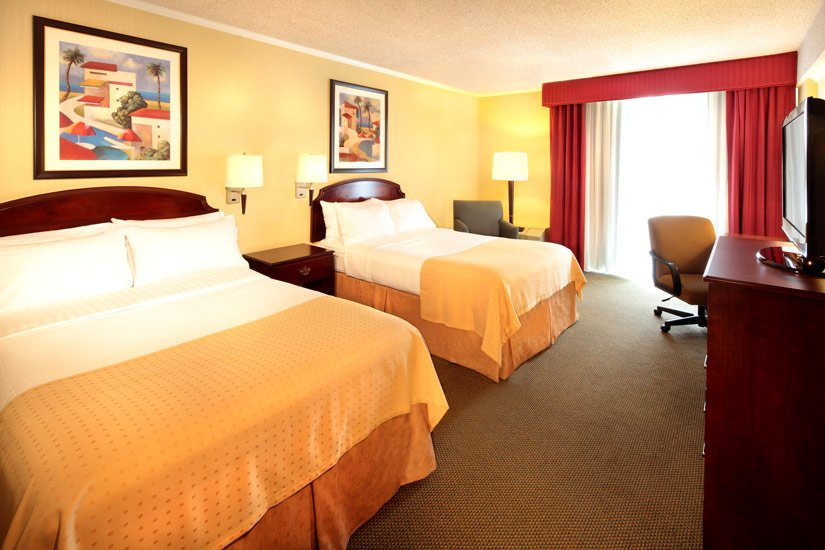 Holiday Inn Fisherman Wharf - Chambre 2 lits