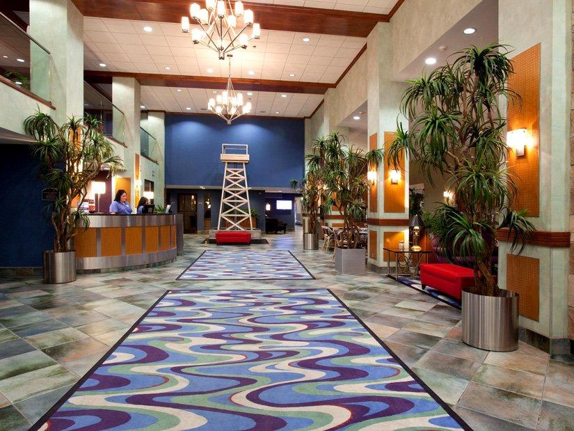 Holiday Inn Rock Springs - Hall d'entrée
