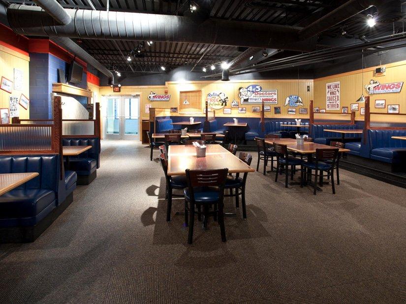 Holiday Inn Rock Springs - Restaurant