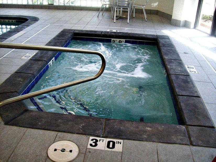 Holiday Inn Rock Springs - Bain à Remous