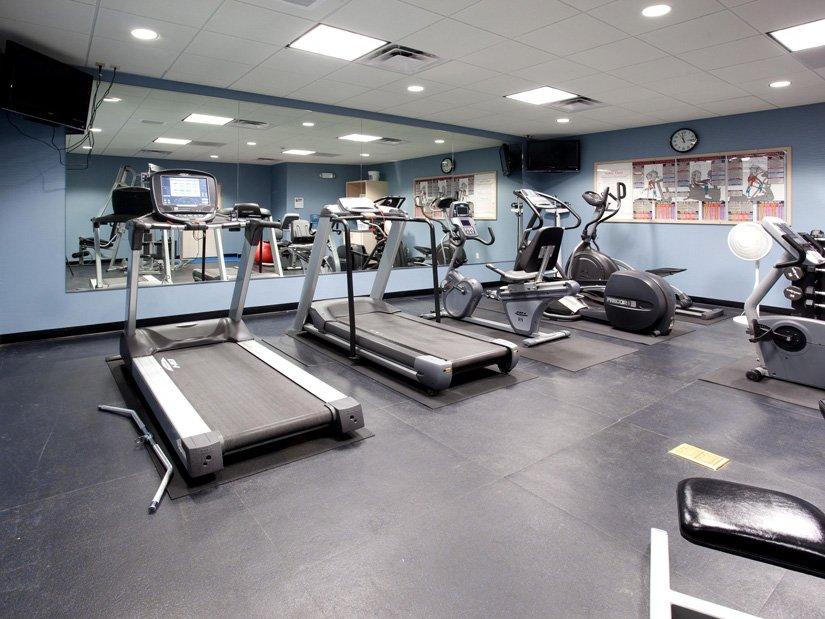 Holiday Inn Rock Springs - Gym