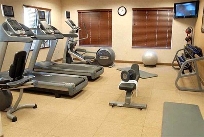 Homewood Suites - Gym