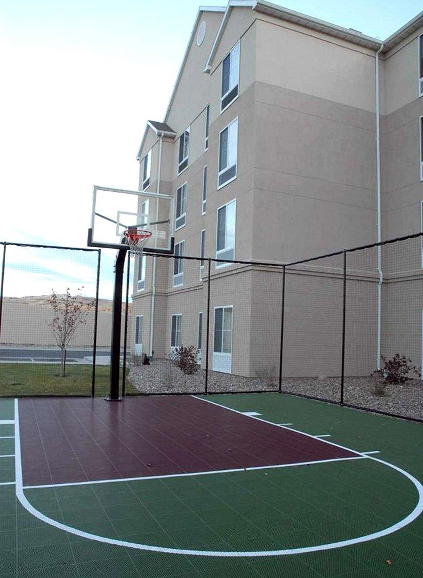 Homewood Suites - Basketball