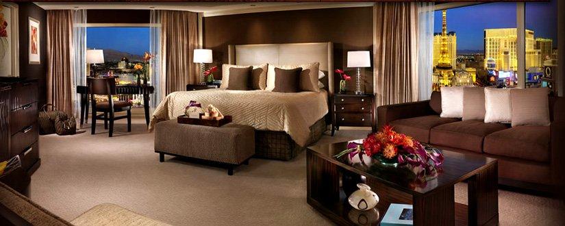 Hôtel Bellagio - Suite