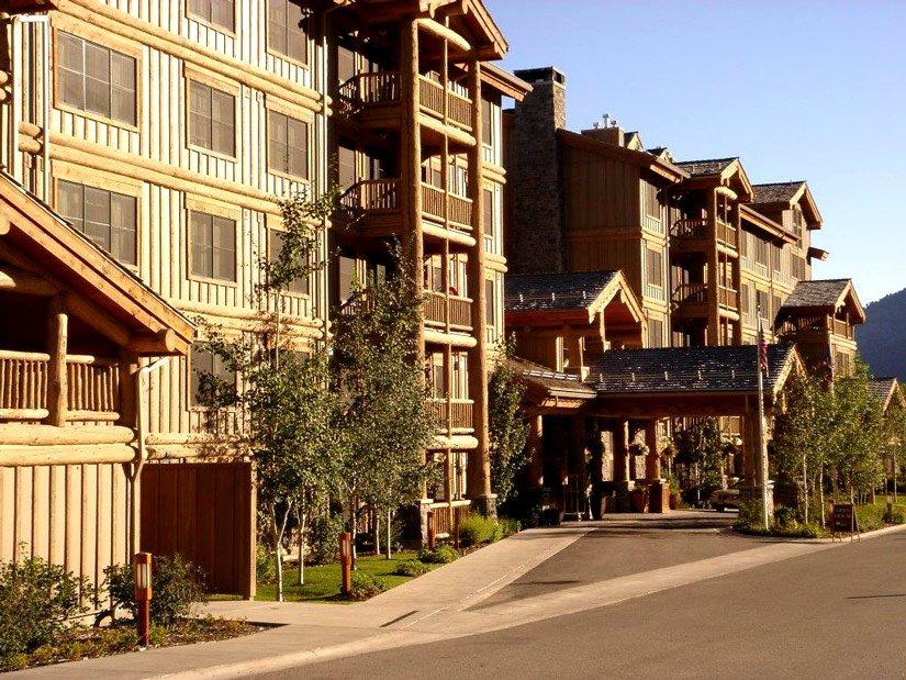 Hotel Terra - Jackson Hole, Wyoming