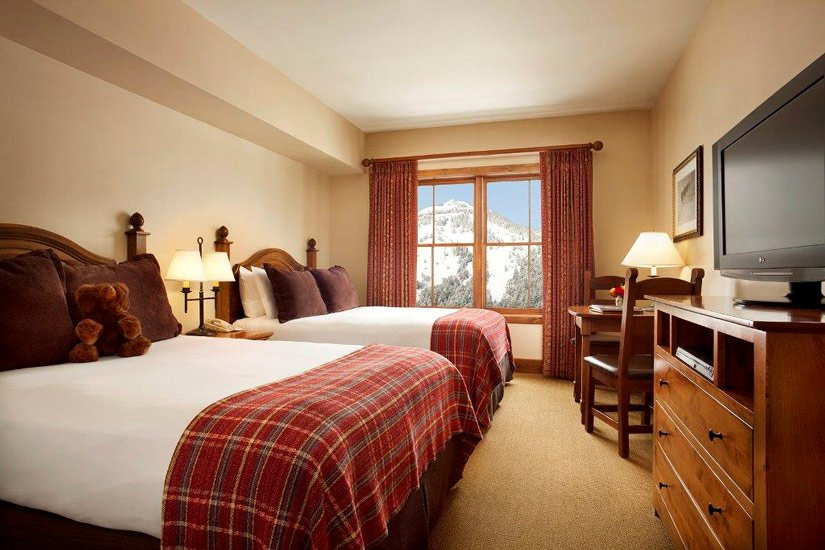 Hotel Terra - Chambre 2 lits
