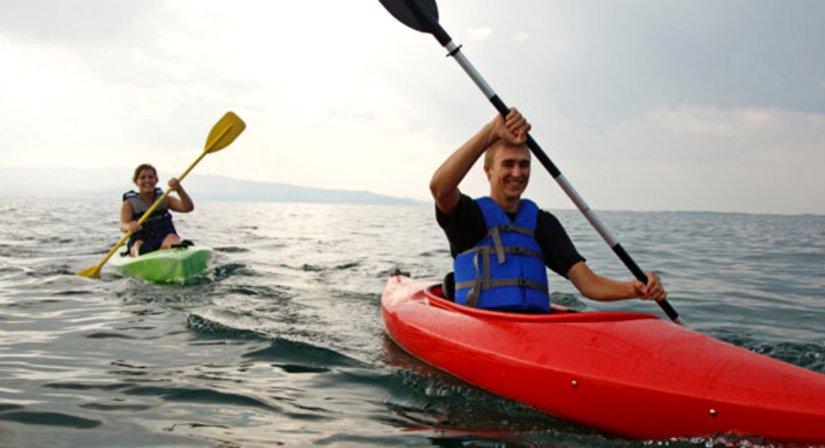 Hotel Terra - Kayak à proximité