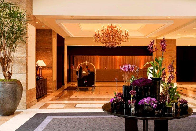 Intercontinental Century City - Lobby