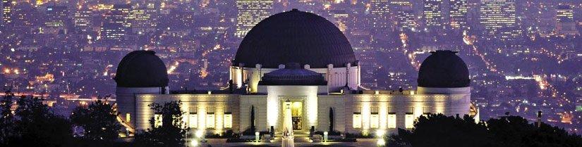 Griffith Observatory à proximité