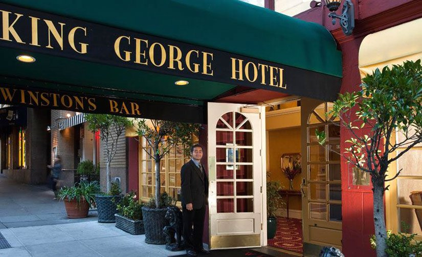 King George Hotel - San Francisco
