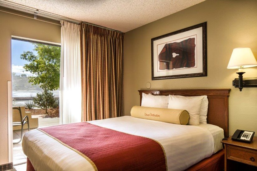 Lake Powell Resort – Chambre standard