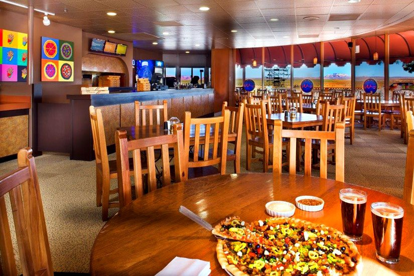 Lake Powell Resort – Wahweap grill